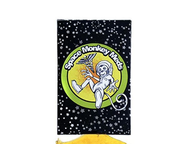 Space Monkey Meds Blueberry Pie Shatter - The Balloon Room