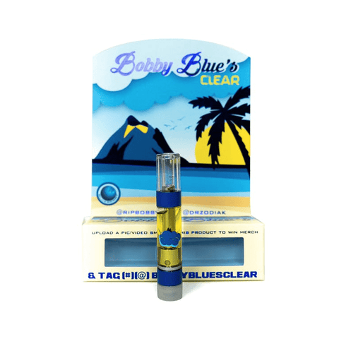 Dr Zodiak Moonrock Clear Cartridge - Lynwood Lemonade