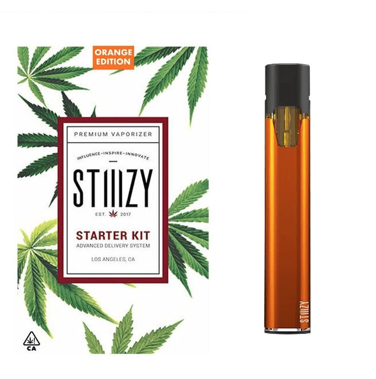 Stiiizy Starter Kit - Orange - The Balloon Room