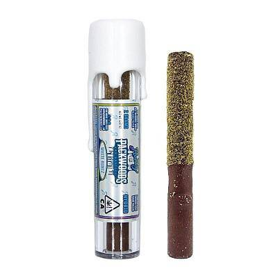 Packwoods Special Edition 2 gram Preroll - White Runtz - The Balloon Room
