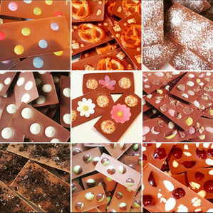 CHOCOLATE SLABS - MILK