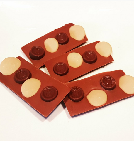 CARAMAC ROLO MILK CHOCOLATE SLAB