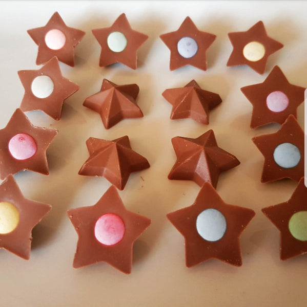 SMARTIES MILK CHOCOLATE STAR BITES