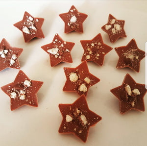 DIGESTIVE BALLS MILK CHOCOLATE STAR BITES
