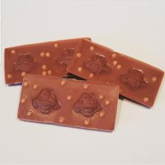 FREDDO MILK CHOCOLATE SLAB