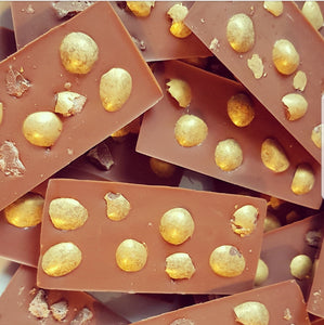 GOLDEN EGG MILK CHOCOLATE SLAB