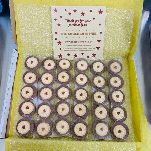 LETTER BOX PACKAGE - LARGE (JAMMIE DODGER)