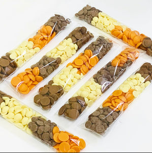 CHOCOLATE BUTTONS MIXED