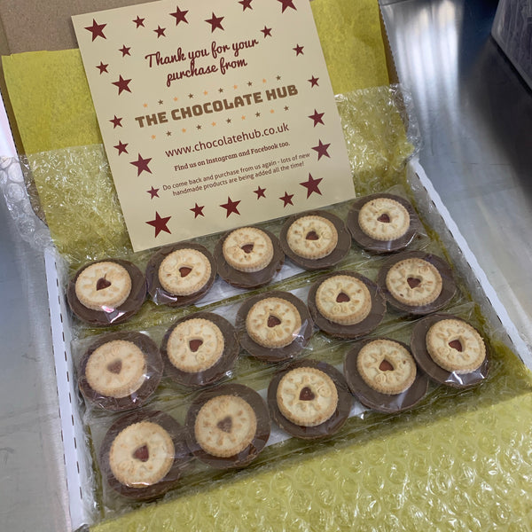 LETTER BOX PACKAGE - SMALL (JAMMIE DODGER)