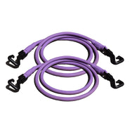 PSPro™ Kit - Pilates in a bag that goes where you go - Purple Bands set of 2