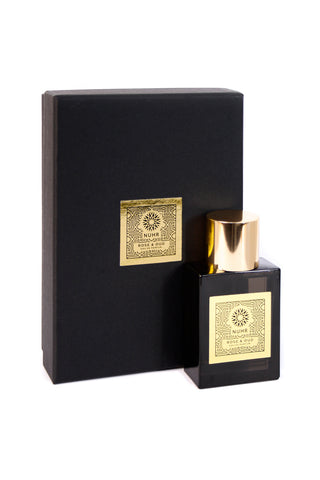 rose and oud parfum