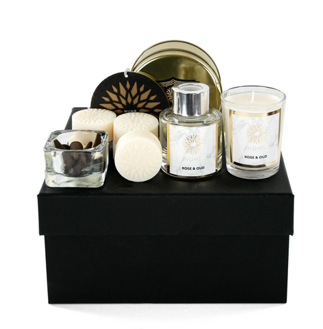Rose and Oud gift set