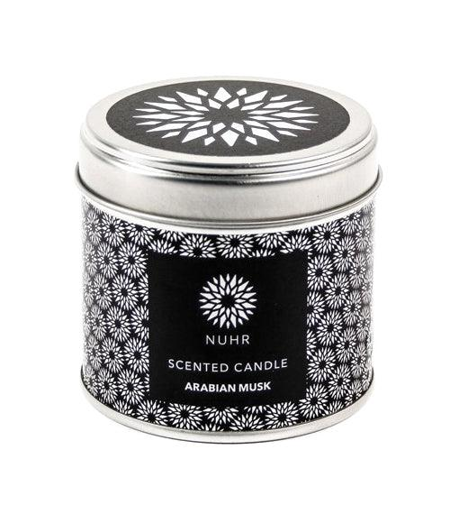 Arabian Musk Luxury Scented Candle