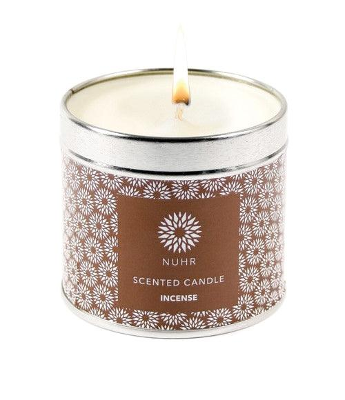 Incense Luxury Scented Candle - NUHR Home