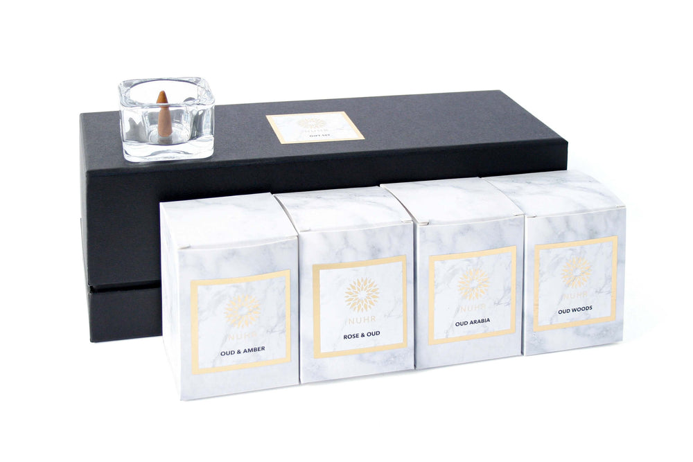 Oud Incense Cones Gift Set
