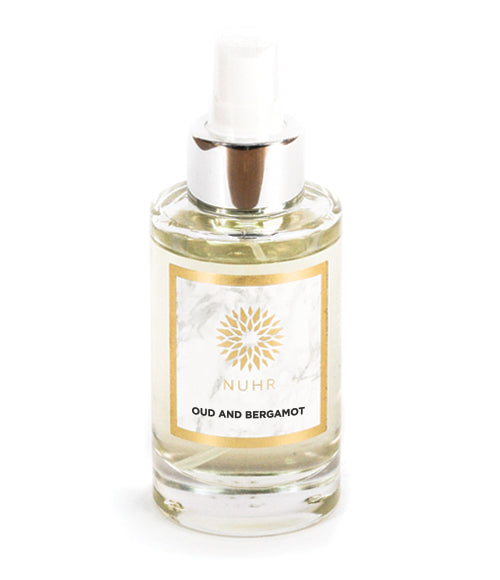 Oud & Bergamot Home Spray - NUHR Home