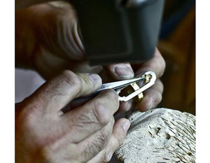 Sterling silver and gold jewelry crafted by hand in Los Angeles