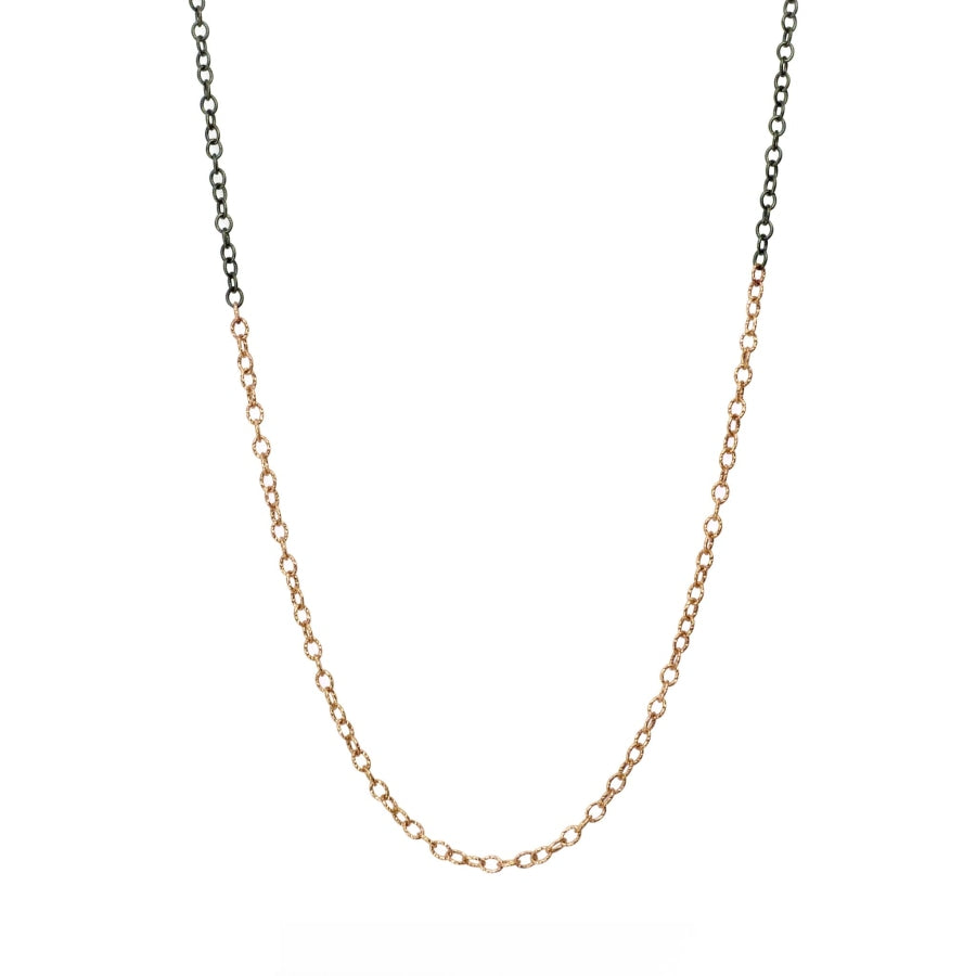 Alex Chain Rose Gold / 18 Necklaces