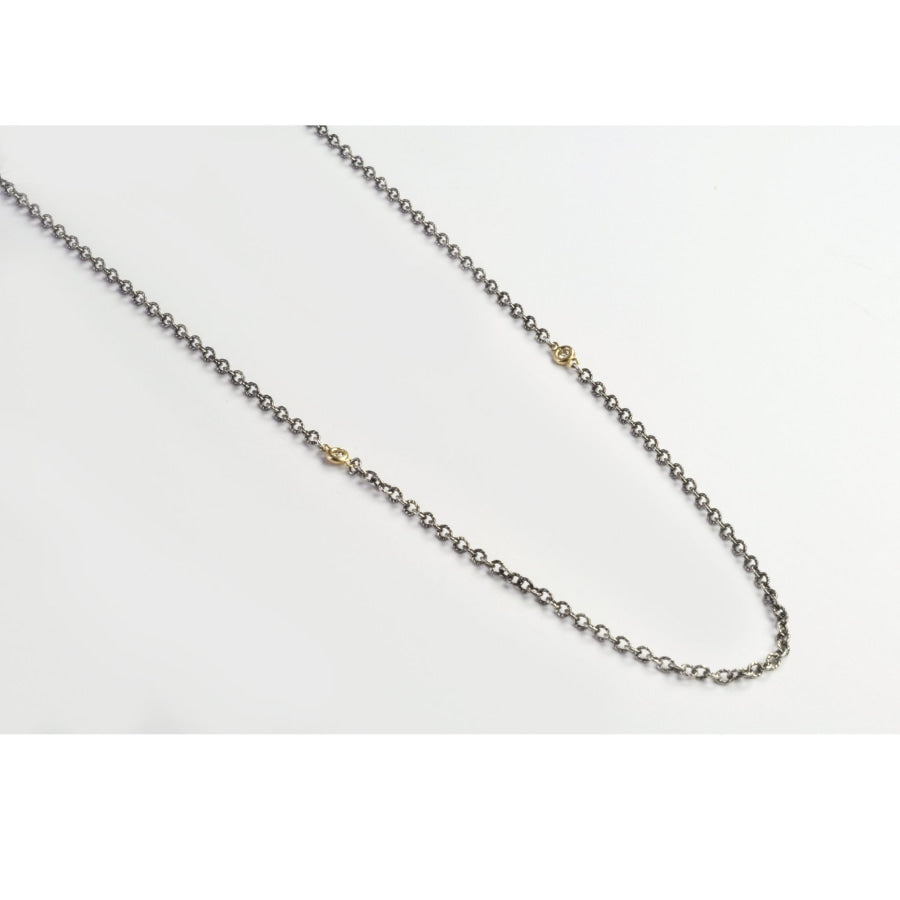 Diamond Chain Necklaces
