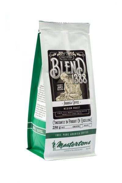 Mopani Pharmacy Household Mastertons African Farm Blend 1388, 250g, Filter or Beans