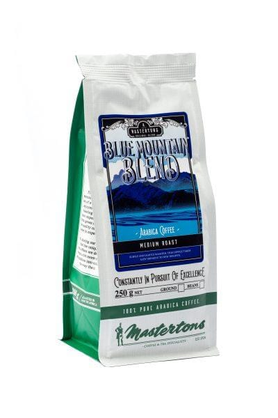 Mopani Pharmacy Household Mastertons Blue Mountain Blend, 250g, Filter or Beans