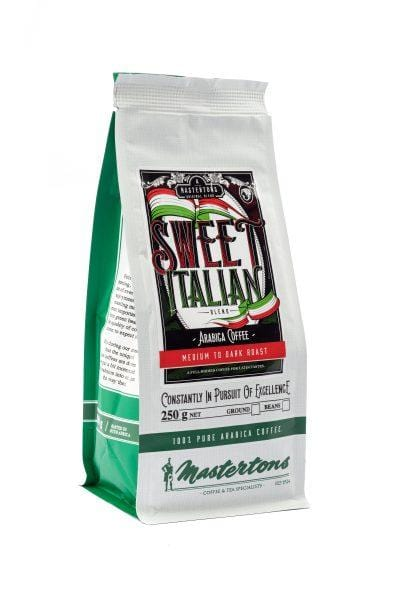 Mopani Pharmacy Household Mastertons Sweet Italian Filter, 250g 6009879868234 217220