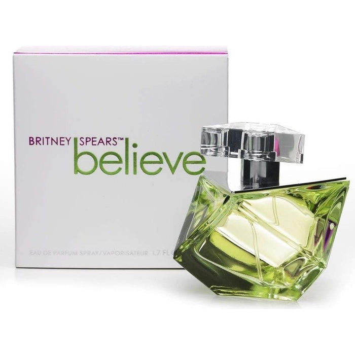 Britney Spears Fragrances Britney Spears Believe Eau De Parfum Spray 100ml 719346117722 102013