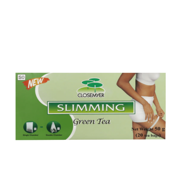 Closemyer Slimming Green Tea, 20's