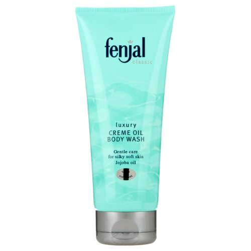 Fenjal Toiletries Fenjal Luxury Crème Oil Body Wash, 200ml 6002413010830 104196