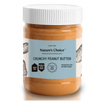 Mopani Pharmacy Health Foods Nature's Choice Crunchy Peanut Butter, 410g 6007732004218 107791