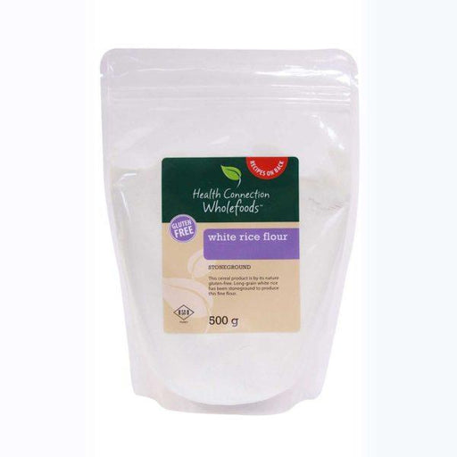 Health Connection Health Health Connection Rice Flour White 500g 6009614730178 111650