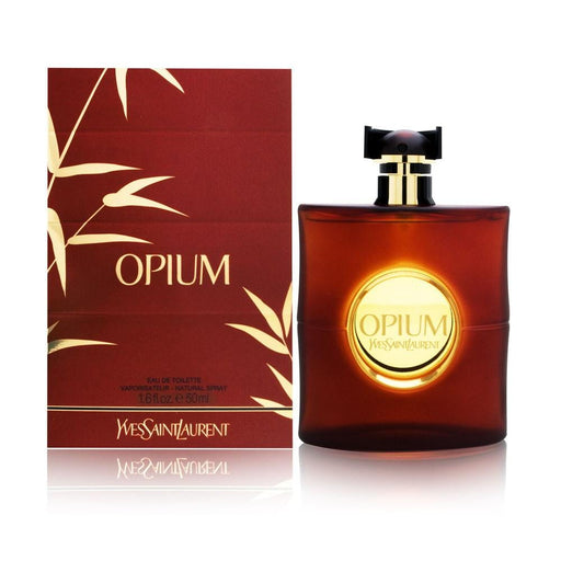 Yves Saint Laurent Fragrances Yves Saint Laurent Opium Eau de Toilette 50ml 3365440556461 120165