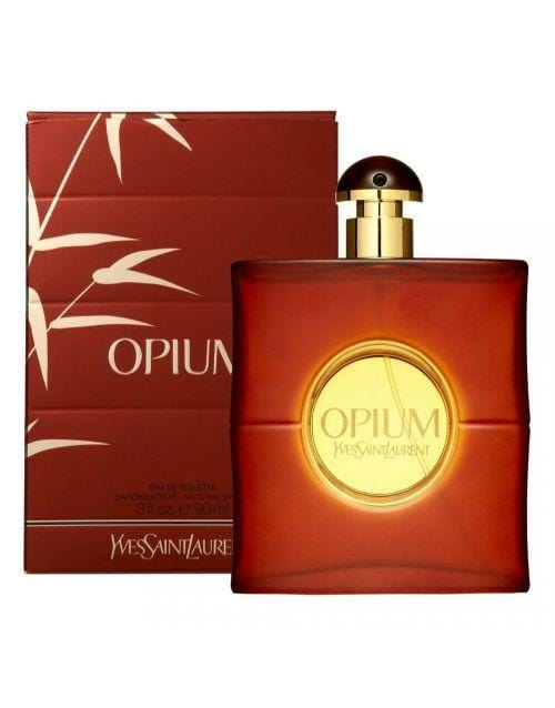 Yves Saint Laurent Fragrances Yves Saint Laurent Opium Eau de Toilette 90ml 3365440556386 120166