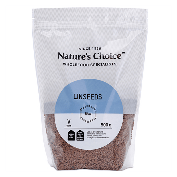 Nature's Choice Linseed, 500g