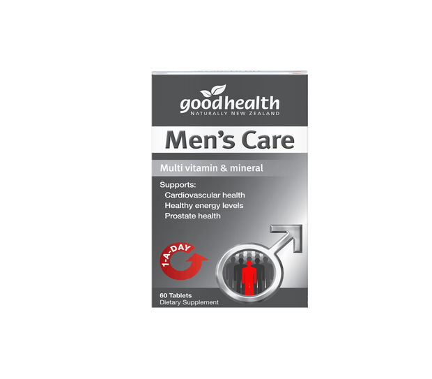 Good Health Men's Care Tabs, 30's