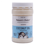 Mopani Pharmacy Health Foods Nature's Choice Coconut Oil, 325g 6007732007912 125662