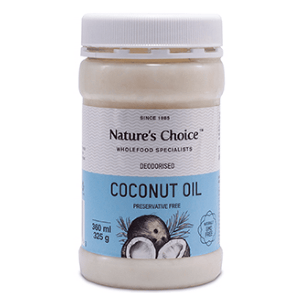 Nature's Choice Coconut Oil, 325g