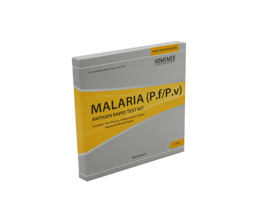 Homemed Malaria Antigen Rapid Test Kit
