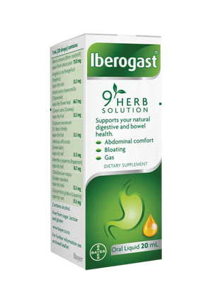 Mopani Pharmacy Dispensary Iberogast Oral Liquid, 20ml 6009697611791 133783