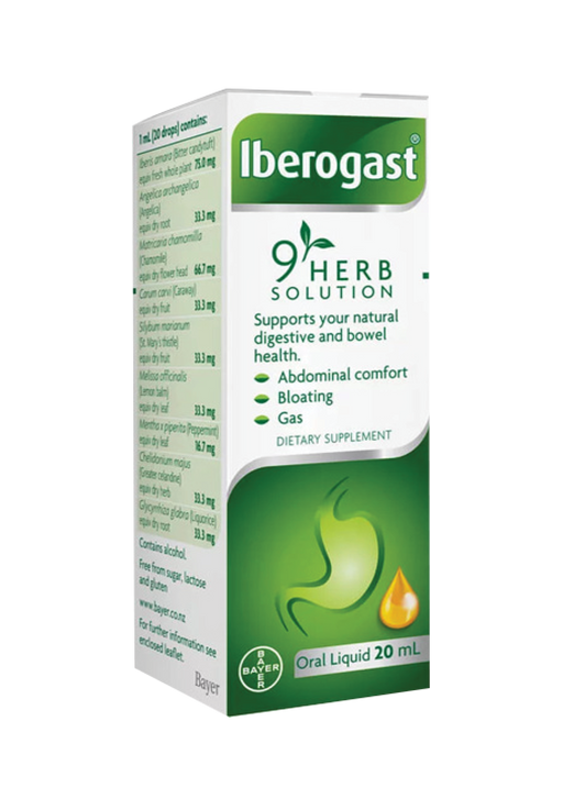 Iberogast Oral Liquid, 20ml