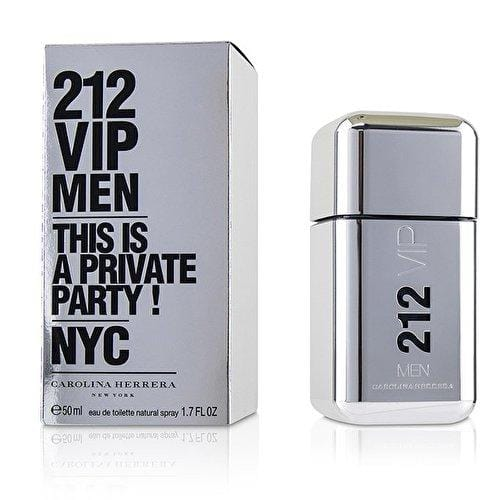 Carolina Herrera Fragrances Carolina Herrera 212 VIP Men Eau de Toilette 50ml 8411061723777 136108
