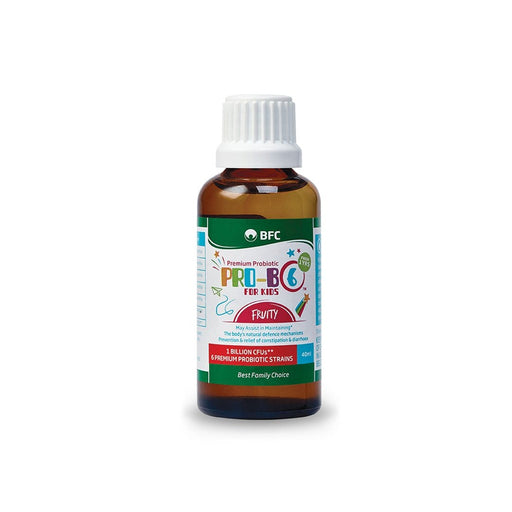 Mopani Pharmacy Vitamins BFC Premium Pro-B6 For Kids Fruity Shake Suspension, 5ml 6006853303835 139944