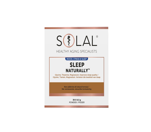 Solal Sleep Naturally Sachets, 30's