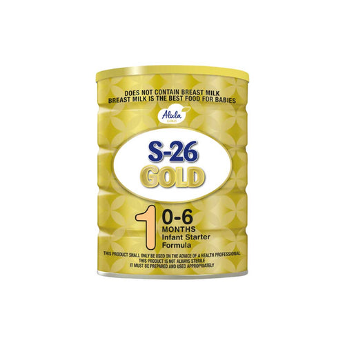 Mopani Pharmacy Baby S-26 Gold Stage 1 Infant Starter Formula 1.8kg 6009691192975 141381