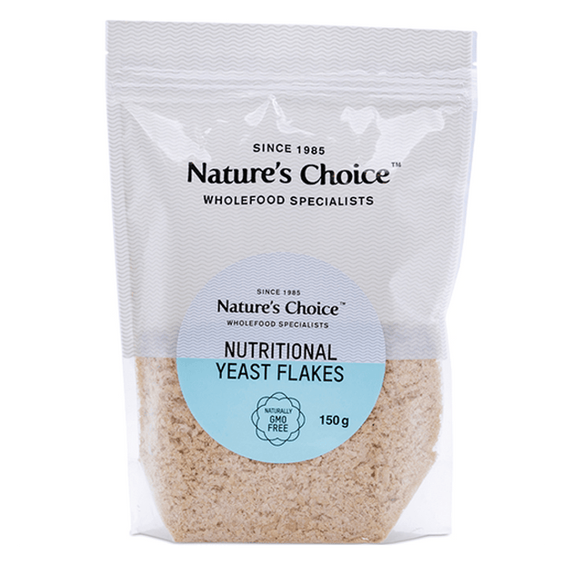Nature's Choice Nutritional Yeast Flakes, 150g