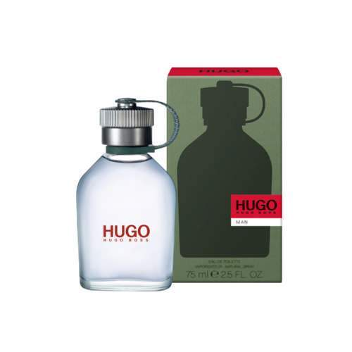 Hugo Boss Fragrances Hugo Man Eau de Toilette 75ml 737052664026 156521