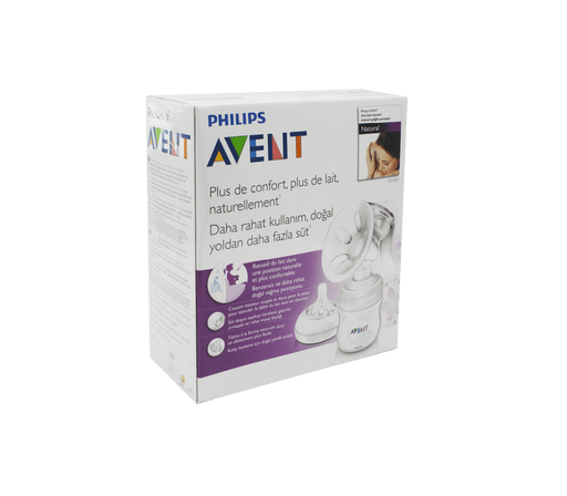 Mopani Pharmacy Baby Philips Avent Natural Manual Breast Pump 8710103565796 157709
