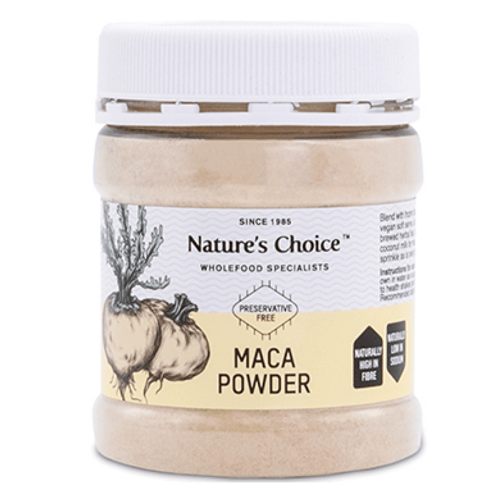 Mopani Pharmacy Health Foods Nature's Choice Maca Powder, 100g 6007732026159 160622