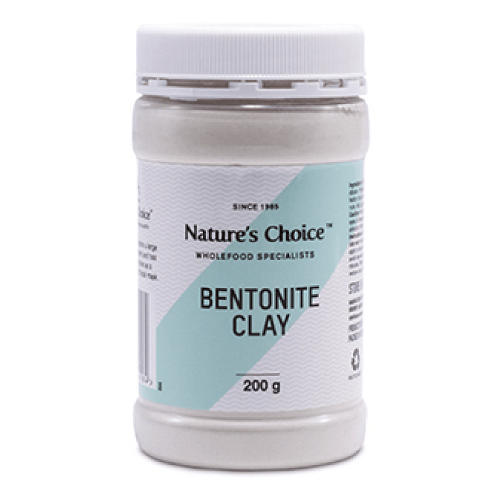 Mopani Pharmacy Health Foods Nature's Choice Bentonite Clay Powder, 200g 6007732004584 167860