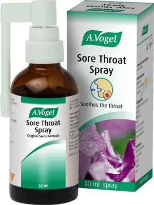 A. Vogel Vitamins A. Vogel Bioforce Sore Throat Spray 30ml 7610313415762 168493